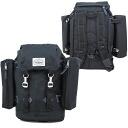 POLeR polar The Rucksack backpack BLACK ( FW12 ) fs3gm