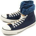 CONVERSE Converse sneakers ALL STAR DOKAJAN HI all star Hi Dongen Navy ( 32663165 HO13 ) fs3gm