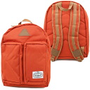 POLeR polar The Day Pack day pack backpack Orange (FW13)