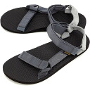 Teva Teva men sandals Original Universal original universal sports sandals GREY (1004006 FW14)