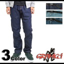 GRAMICCI pants mens Denim Narrow Pants denim narrow pants (GMP-14F005)