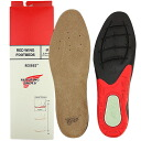 REDWING Red Wing genuine accessories #96319 red bed footbed (Orthotics and insoles) RED WING Red Wing