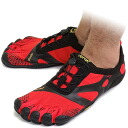 Five Vibram FiveFingers vibram five fingers men KSO EVO Red/Black vibram five fingers finger shoes raise of wages feet (14W0702)