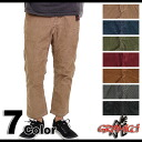 GRAMICCI pants mens PANTS CORDUROY NARROW CROPPED corduroy narrow cropped pants ( 0820-WKJ FW14 )
