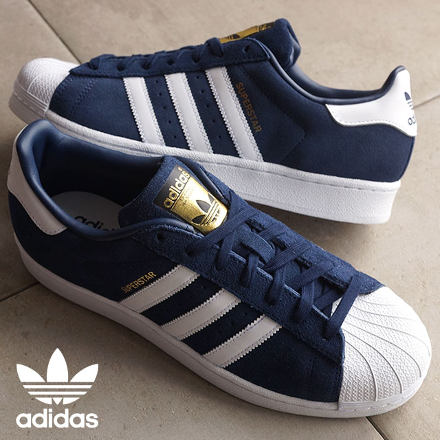 Adidas Superstar Suede Womens