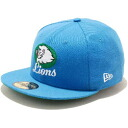 NEWERA new era NEWERA Cap NPB CLASSIC 59FIFTY Japan Pro Baseball Classic フィフティーナインフィフ tee Seibu Lions エアフォースブルー / team (SC N0009974) (NEW ERA) fs3gm
