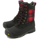KEEN 킨 WMNS Snowden 윈터 부츠 스노덴 womens Black/Barberry(1007955 FW12)