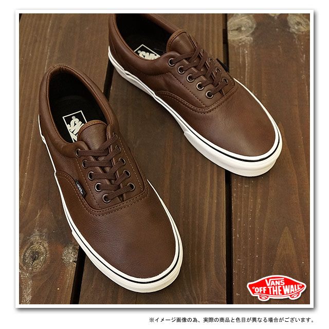 vans classic aged leather