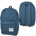 Herschel Supply Herschel supply bag Classic classic Backpack Rucksack daypack NAVY ( 10001-00007-OS FW12 ) fs3gm
