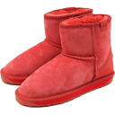 EMU EMU Sheepskin boots STINGER MINI Stinger mini STRAWBERRY ( W10003 FW12 ) fs3gm
