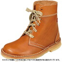 duck feet duck feet (DUNSKE ダンスク) DN4600 leather boots brown (DN4600200 SS13)