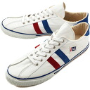 fs3gm maccheronian マカロニアン sneakers 2215L leather WHITE/RED/BLUE ( 2215 L-MF SS13 )