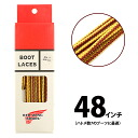 97150 REDWING red wing pure accessories # TASS orchid bootlace (shoelace, thorastring) tongue / gold (RED WING)