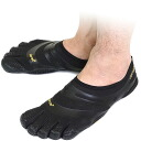 Vibram FiveFingers Vibram five fingers men's EL-X Black Vibram five fingers five finger shoes barefoot ( 13M0101 ) fs3gm