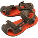 Teva Teva sandal Toe Pro Hurricane hurricane to professional men's Sport Sandals TURKISH COFFEE ( 1000352-TKCF SS13 ) fs3gm