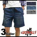GRAMICCI pants DENIM G-SHORTS denim G shorts ( GMP-13S005 SS13 ) fs3gm