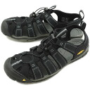 KEEN Kean MNS Clearwater CNX sports sandals Clearwater CNX men Black/Gargoyle (1008660 SS13)