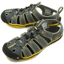 KEEN Kean MNS Clearwater CNX sports sandals Clearwater CNX men Gargoyle/Super Lemon (1009036 SS13) fs3gm
