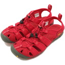 KEEN Kean WMN Clearwater CNX sports sandals Clearwater CNX women Barberry/Hot Coral (1008769 SS13) fs3gm