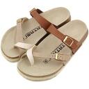 TATAMI タタミ Dakar sandals Dakar (building co-flow) C cream / ice /L brown (BM827011 SS13) /BIRKENSTOCK ビルケンシュトックレディースメンズ さんだる ladies men's レデイース tatami mat building Ken シュトック fs3gm