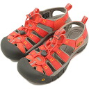KEEN keen WMN Newport H2 Sport Sandals Newport H2 women's Hot Coral/Yellow ( 1008439 SS13 ) fs3gm