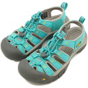 KEEN keen WMN Newport H2 Sport Sandals Newport H2 women's Ceramic/Yellow ( 1008205 SS13 ) fs3gm