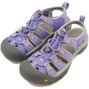 KEEN Kean WMN Newport H2 sports sandals Newport H2 women Bougainvillea/Yellow (1008437 SS13)