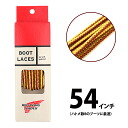 97125 REDWING red wing pure accessories # TASS orchid bootlace (shoelace, thorastring) tongue / gold (RED WING) (red wing)
