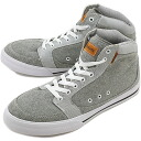 Time ■ sale! 45 %OFF! surprise ■ GRAVIS Gravis sneakers LOWDOWN HC VC MNS lowdown high cut VC men's GREY ( 12082100060 SU13 ) fs3gm