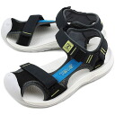 Teva×Hombre Nino Teva x オンブレニーニョ sandal Toe Pro HURRICANE hurricane two professional men's HN BLACK/BLUE ( 1000352SS13 )