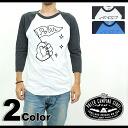 POLeR polar Grizzly Raglan grizzly baseball T-shirt (SS13) fs3gm