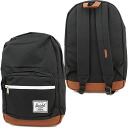 Herschel Supply Hershel supply bag Pop Quiz pop quiz backpack (rucksack day pack) BLACK (10011-00001-OS SU13)