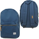 Herschel Supply Hershel supply bag Settlement セトルメントバックパック (rucksack day pack) NAVY (10005-00007-OS SU13)