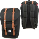 Herschel Supply Herschel supply bag Little America little America Backpack Rucksack daypack Black ( 10014-00001-OS SU13 ) fs3gm