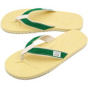 Time ■ sale! Surprise 40 %OFF! ■ SUICOKE スイコック TONO-TOTO-B Sandals GREEN ( SS13 )