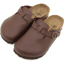 BIRKENSTOCK ビルケンシュトック WOODBY sandals WOODBY dark brown (560373-KIDS) fs3gm