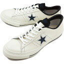 One star CONVERSE Converse sneakers ONE STAR J Japan White / Navy ( 32346610 FW13 ) fs3gm