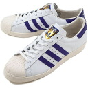 adidas adidas sneakers SS 80 s superstars 80S running white / wearing bra strike パープル F13 / チョーク 2 ( G95851 FW13 ) fs3gm