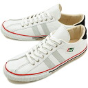 fs3gm maccheronian マカロニアン sneakers 2215L leather WHITE/WHITE/BLACK ( FW13 )