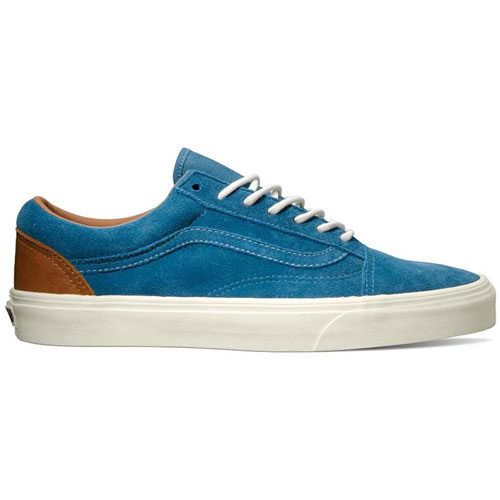 vans california old skool blue
