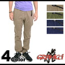 GRAMICCI pants ZIPPER PANT zipper pants ( MS1-0660-56 J / 0660-RYJ ) fs3gm