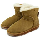 emu emu sheepskin boots ALBA MINIMINI Aruba microskirt CHESTNUT (W10835 FW13)