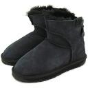 emu emu sheepskin boots ALBA MINIMINI Aruba microskirt BLACK (W10835 FW13) fs3gm