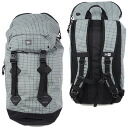 NEWERA new era NEWERA RUCK SACK rack case storm gray / white (N0017463 FW13) (NEW ERA)