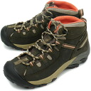KEEN keen Targhee II Mid WMNS trekking boots ターギー 2 mid women's Chocolate Chip/Living Coral ( 1004103 SS11 ) fs3gm