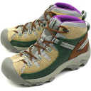 KEEN keen MENS Targhee II Mid boots trekking ターギー 2 mid mens Winter Wheat/Alpine Green ( 1002389 FW11 )