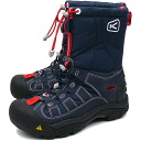 2 KEEN Kean WMNS Winterport II trekking boots winter port women Midnight Navy/Red (SMU) (1003960 FW11)