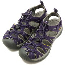 KEEN keen WMNS Whisper Sport Sandals whisper women's Sweet Grape/Neutral Gray ( 1003726 ) fs3gm