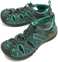 KEEN keen Whisper WMNS sports Sandals whisper women's Dark Shadow/Ceramic ( 1003717 SS11 ) fs3gm