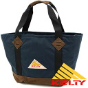 KELTY Kelty VINTAGE TOTE MEDIUM bag tote bag vintage Thoth medium NAVY (2591929 SS12)